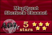 1 MapQuest Sherlock Channel for Mac