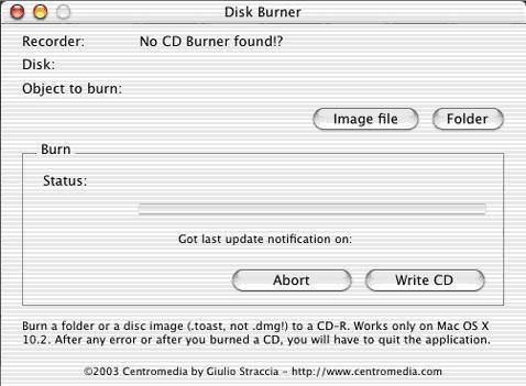 10Disc Burner