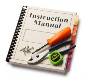 1An Understandable Instruction Manual