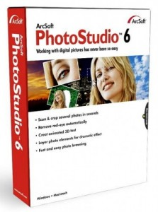 3 ArcSoft PhotoStudio
