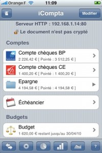 iCompta 2 Personal Finance Version 2.2.1 IPA App