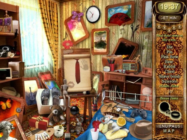 Top 10 mac hidden object games that will either get you hooked or