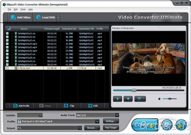 10.iSkysoft Video Converter