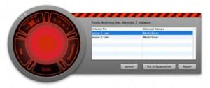 4 Panda's anti-virus solution for Macs