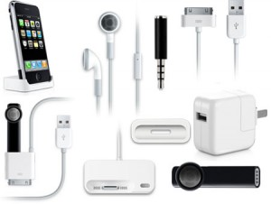 5. Apple Accessories