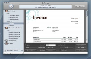 Rendered Invoice Top  Best Accounting Software For Mac That You Need For Your  Employee Handbook Receipt Excel with Can I Get A Receipt Word Macinvoicer Macinvoicer Partial Payment Receipt Pdf