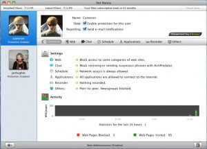 1 Net Nanny for Mac