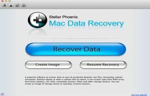 1. Stellar Phoenix Mac Recovery