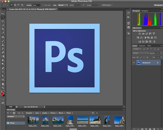 10 Adobe Photoshop CS6