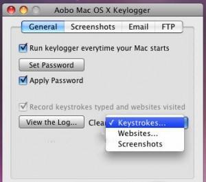 10 Aobo Keylogger