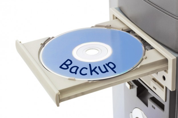 10.Backing up your data