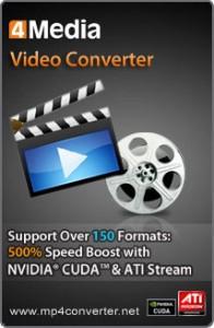 5 4Media Video Converter Standard 6.0.3