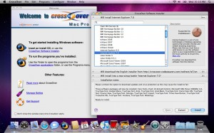 6. CrossOver Mac