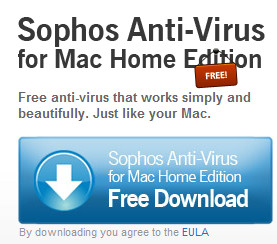 1 Sophos Anti-Virus for Mac Home Edition