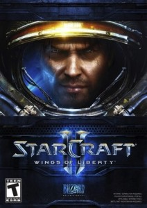 3StarCraft II Wings of Liberty