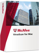 7 McAfee VirusScan for Mac