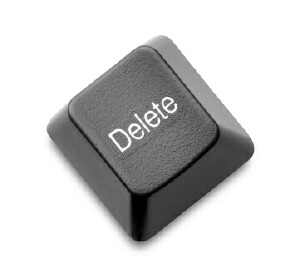 2. Deletes all files you want to be removed