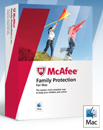 2. McAfee Internet Security for Mac