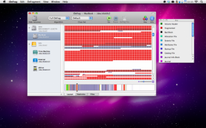 4. Defrag-on-the-fly with the Mac