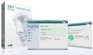 4. ESET Cybersecurity for Mac