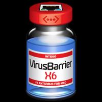 6. Intego VirusBarrier
