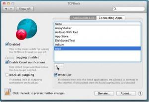 Tcpblock Mac