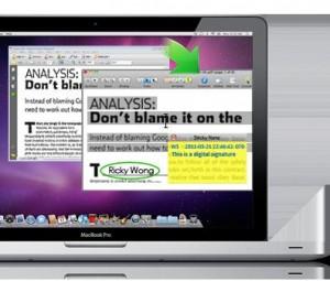 9. MAC OS X Preview