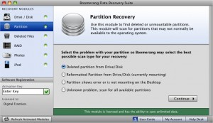 8. Boomerang Data Recovery