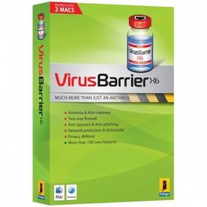 2 VirusBarrier X6