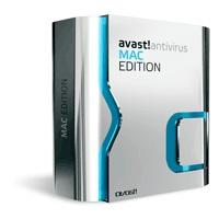 5 Avast! Antivirus Mac Edition